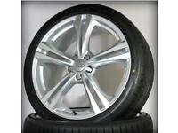 "Audi 20"" genuine Alloy wheels"