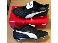 Puma King SG size 9 1/2 football boots