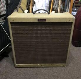 Fender Blues Deville. Tweed 4x10.
