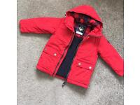 Age 3 boys Next coat