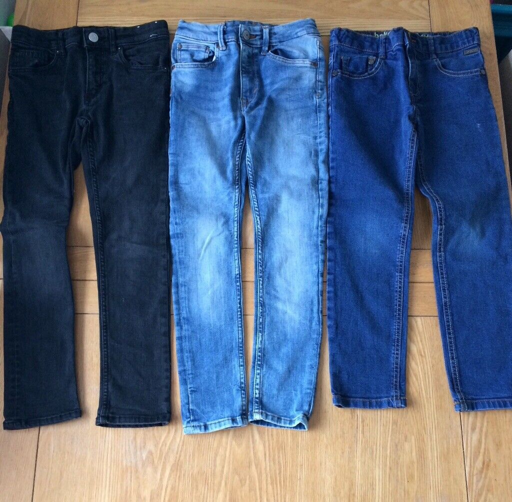 f6c86dea88f7 3 x boys jeans ted baker h and m