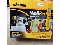 Wagner spray system - indoor and outdoor set