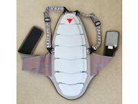 Dainese Back Protector Ultimate BAP 02 with 7 plates of back protector
