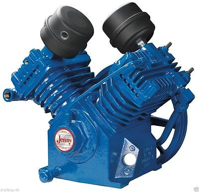 Bare Replacement Pump Without Unloaders Emglo Jenny Model 421-1501 W