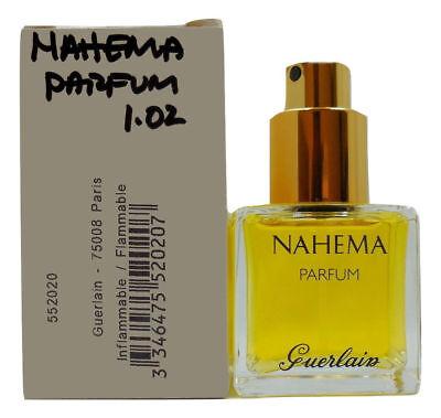 NAHEMA BY GUERLAIN PARFUM SPRAY 30 ML / 1 OZ. (T) for sale  Hicksville