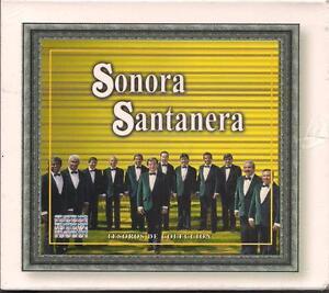 Sonora-Santanera-Tesoros-De-Coleccion-CD-NEW-3-Disc-Boxed-Set-30-Songs-Sealed