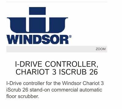 Windsor Chariot 3 Floor Scrubber Controller Board Oem Part 86361870