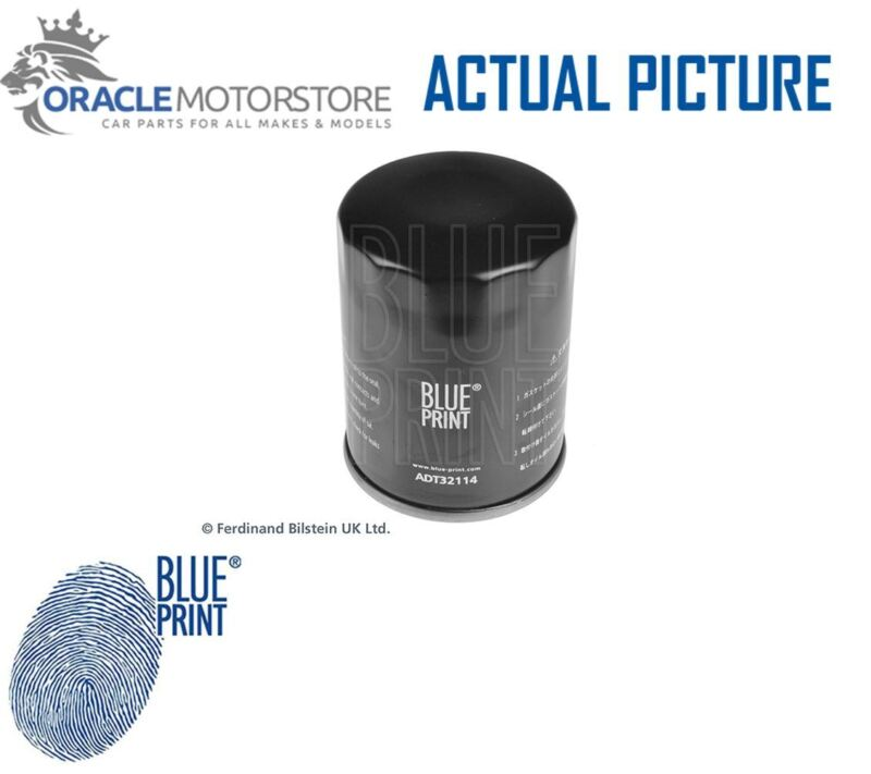 NEW BLUE PRINT ENGINE OIL FILTER GENUINE OE QUALITY ADT32114