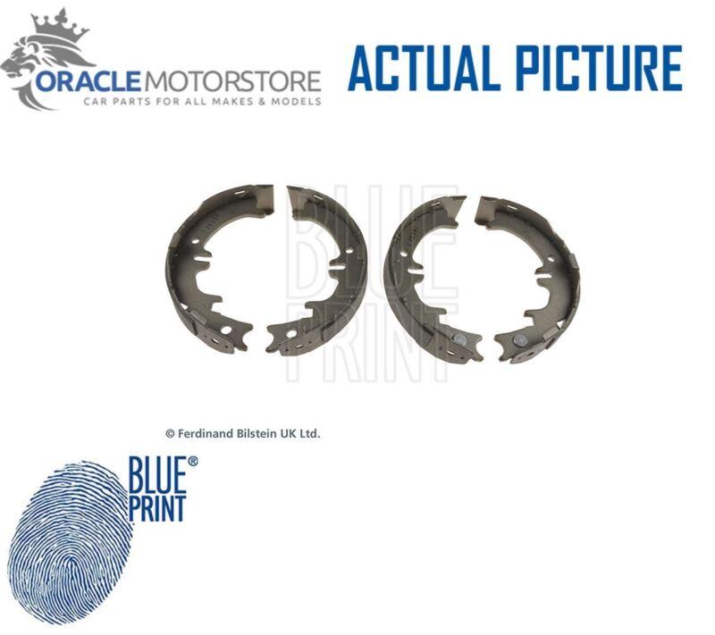NEW BLUE PRINT REAR HANDBRAKE SHOE SET GENUINE OE QUALITY ADT34157