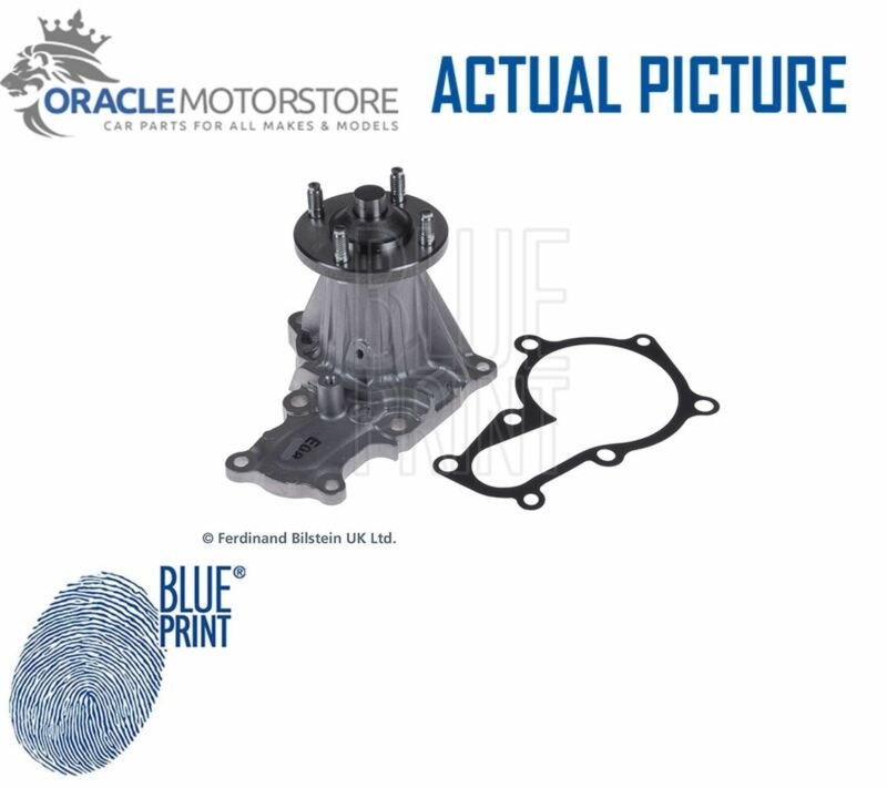 NEW BLUE PRINT ENGINE COOLING WATER PUMP GENUINE OE QUALITY ADT39185
