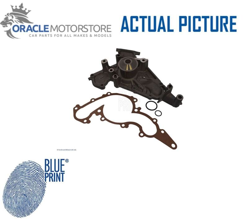 NEW BLUE PRINT ENGINE COOLING WATER PUMP GENUINE OE QUALITY ADT39181