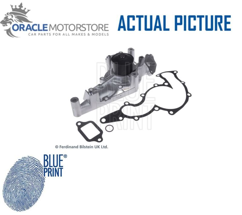 NEW BLUE PRINT ENGINE COOLING WATER PUMP GENUINE OE QUALITY ADT39161
