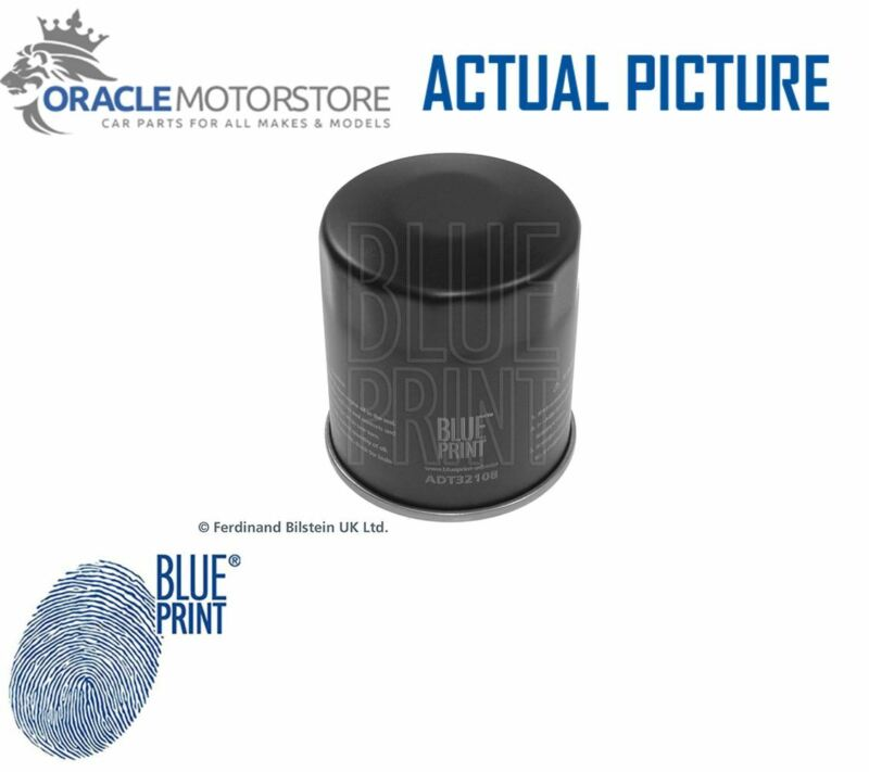 NEW BLUE PRINT ENGINE OIL FILTER GENUINE OE QUALITY ADT32108