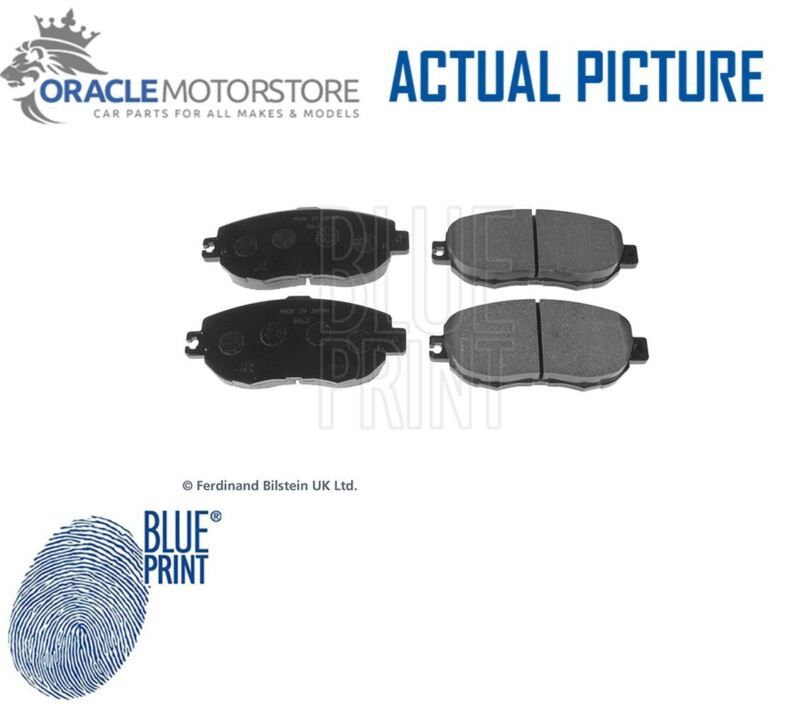 NEW BLUE PRINT FRONT BRAKE PADS SET BRAKING PADS GENUINE OE QUALITY ADT34255