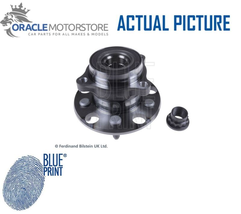 NEW BLUE PRINT REAR WHEEL BEARING KIT GENUINE OE QUALITY ADT38381