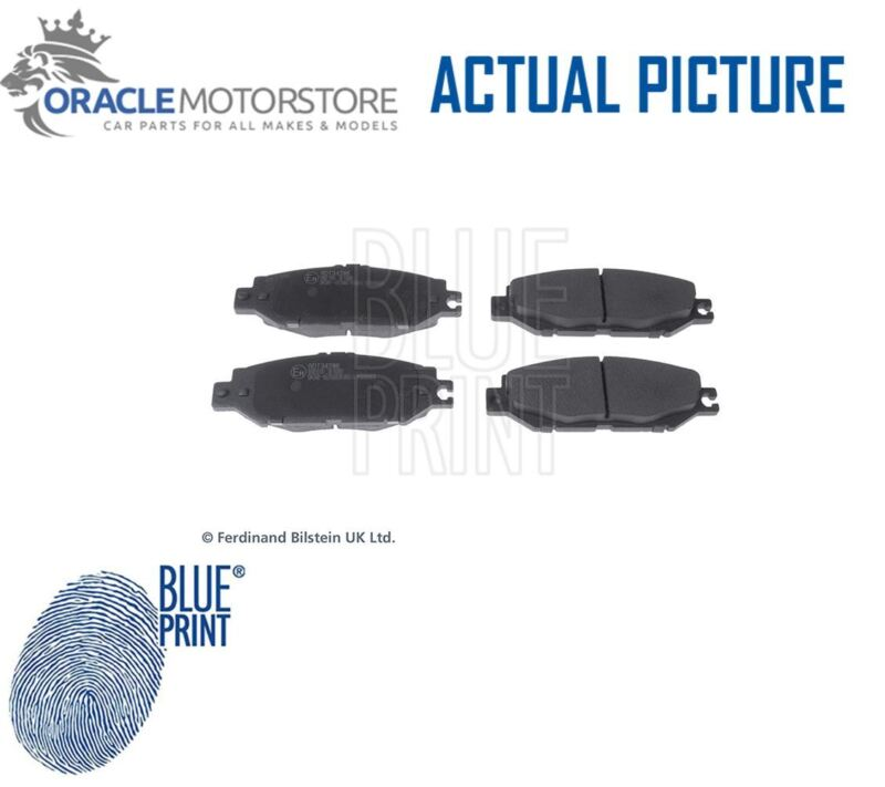 NEW BLUE PRINT REAR BRAKE PADS SET BRAKING PADS GENUINE OE QUALITY ADT34286
