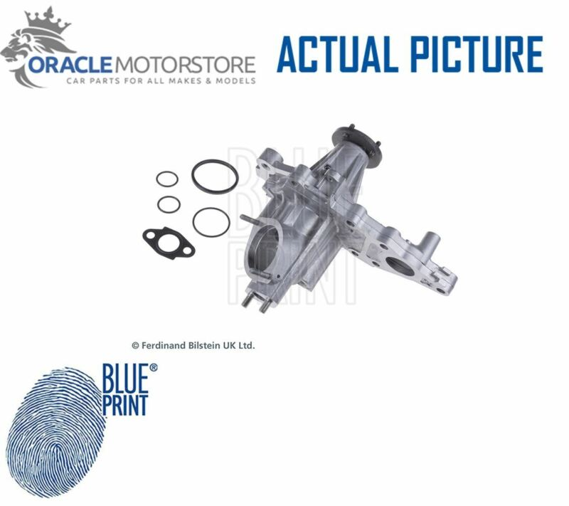 NEW BLUE PRINT ENGINE COOLING WATER PUMP GENUINE OE QUALITY ADT39167C