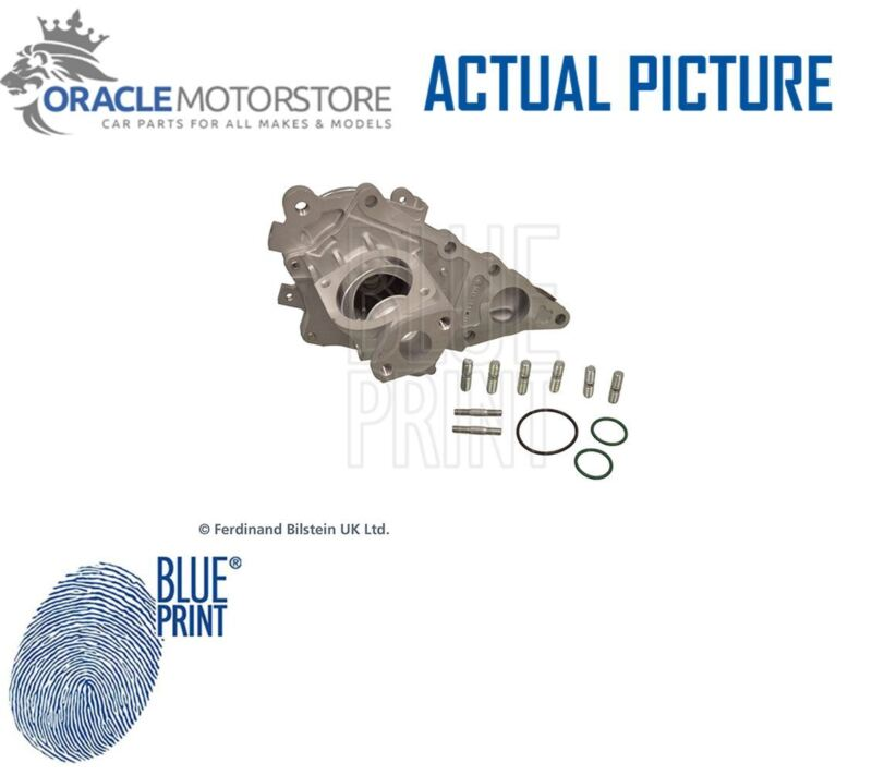 NEW BLUE PRINT ENGINE COOLING WATER PUMP GENUINE OE QUALITY ADT39186