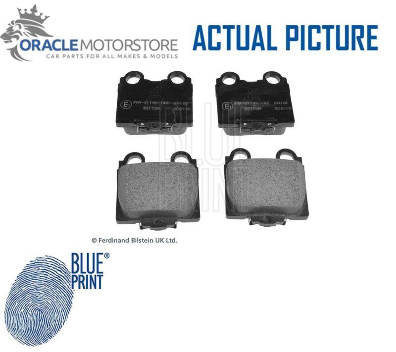 NEW BLUE PRINT REAR BRAKE PADS SET BRAKING PADS GENUINE OE QUALITY ADT342108