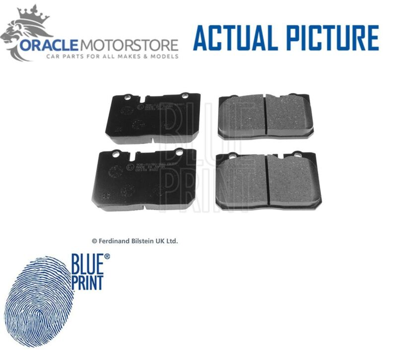 NEW BLUE PRINT FRONT BRAKE PADS SET BRAKING PADS GENUINE OE QUALITY ADT34287