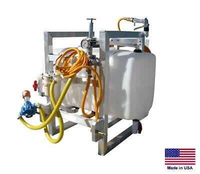 Sprayer Commercial - 3 Pt Hitch Mount - Pto Driven - 50 Gallon Tank - 12 Gpm