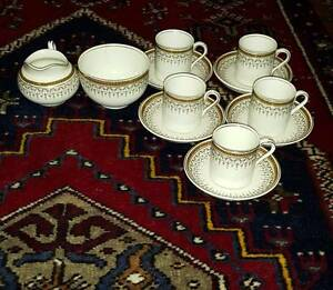 Traditional Turkish/Greek/Espresso Coffee Cup Set of 5 Wahroonga Ku-ring-gai Area Preview
