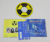 Megadeth Rust in Peace CD