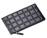 Leather Credit Card Holder Womens