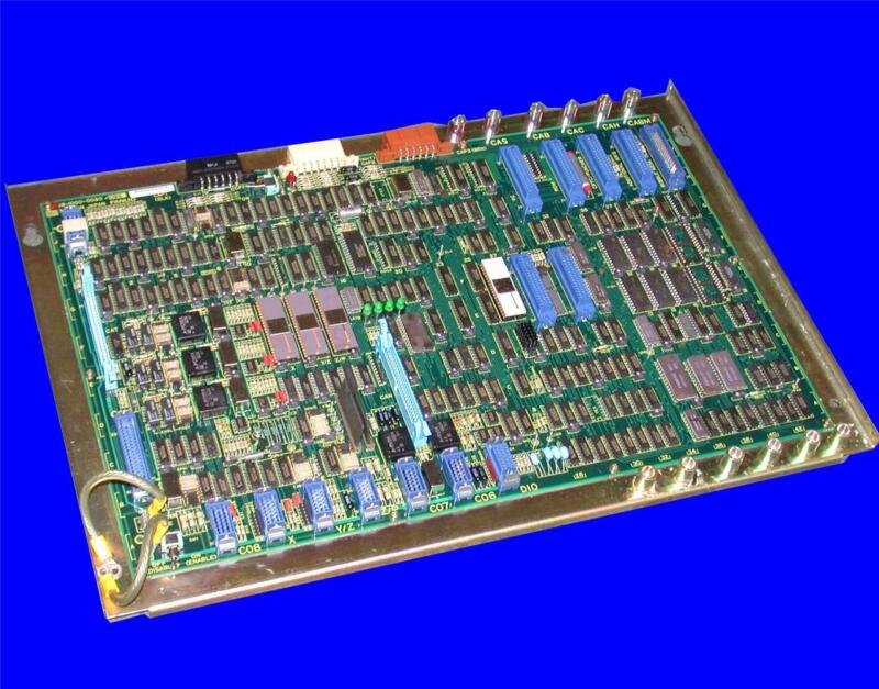 VERY NICE GE FANUC PC BOARD CIRCUIT CARD MODEL A16B-1000-0030 GENERAL ELECTRIC