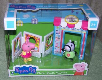 Peppa Pig PEPPA PIG PHOTO BOOTH PLAYTIME Playset New