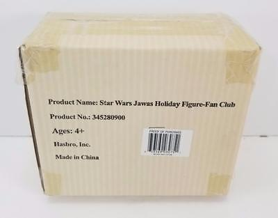 2004 HOLIDAY JAWAS ENTERTAINMENT EARTH EXCLUSIVE COLLECTOR SET FIGURE SEALED MIB Holiday Entertaining Set