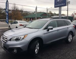 2015 Subaru Outback Touring / Eyesight