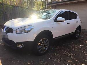 2012 Nissan Dualis SUV for Sale Epping Ryde Area Preview