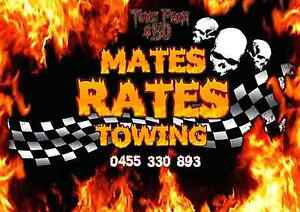 MATES RATES TOWING REDBANK AREAS FROM $40 EFTPOS AVAILABLE Redbank Plains Ipswich City Preview