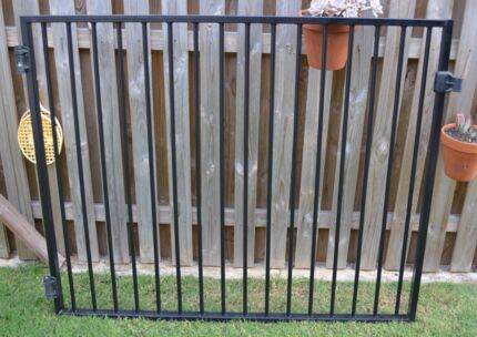 Pool Fence Gate and Latch