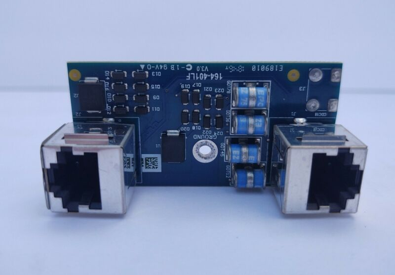 Dtk-vm-4536 Versa-module Surge Protector Was Designed To Protect Communications