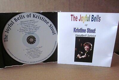 KRISTINE STOUT Joyful Bells CD spiritual Michigan 1998 Beethoven Christmas ()