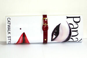 Magazine-Clutch-Paparazzi-Emma-Eye-Japanese-Geisha-Black-Eyeliber-Red-Lip-Bags