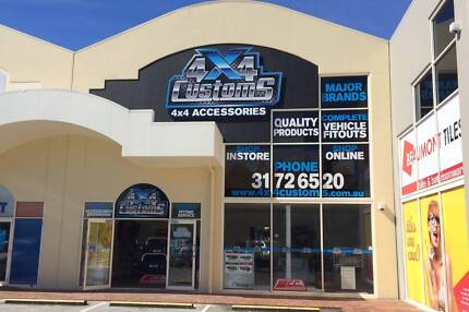 4x4 Customs - All Your 4x4 Accessories For All 4x4's Capalaba Brisbane South East Preview