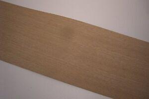 Echtholz Furnier Eiche europäisch ohne Schmelzkleber 280x28 cm
