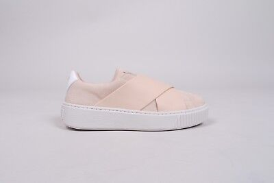 Puma Platform X Strap Damen Sneaker Schuhe EUR 36 US 6 cream tan Rihanna Strap Platform Schuhe