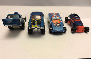Stunt pack 4x hot wheels Curtin Woden Valley Preview