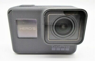 GoPro HERO 5 Black Waterproof Action 4K Ultra HD Camera (CHDHX-502)