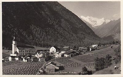 Postkarte - Neustift / Stubai