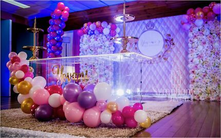 CHEAPEST PARTY DECORATION AND HIRE