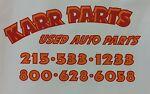 Karr Parts