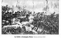 0322) Cavalleria Cavallegeri Guide A Campagna Rossa. -  - ebay.it