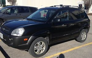 "2007 Hyundai Tucson AWD,E-Test,DVD/GPS,2-7"" Headrest screen"