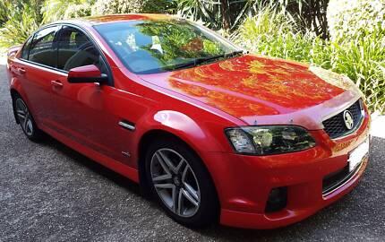 Sale Holden Commodore SV6 VE 2011