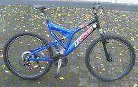 MTB-Fahrrad Lakes Fully 26 Zoll >gebraucht< Nordrhein-Westfalen - Bornheim Vorschau